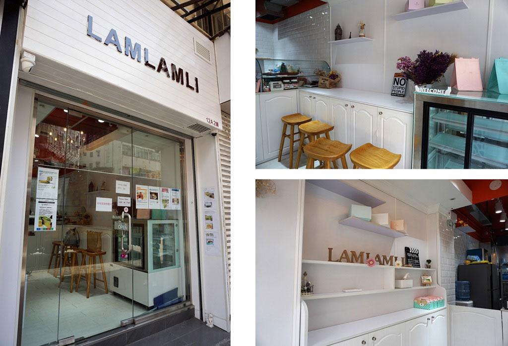 千層蛋糕店 Lamlamli