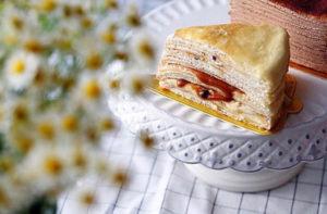 LamLamLi焦糖牛乳千層蛋糕