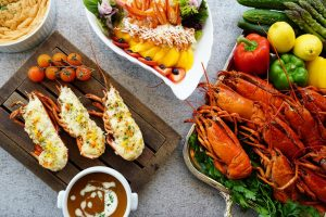 柏景餐廳環球海鮮